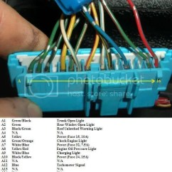 94 Integra Starter Wiring Diagram Cycle Of Abuse 94-97/98-01 Cluster Into 92-95/96-00 Civic Diagrams - Page 9 Honda-tech Honda ...