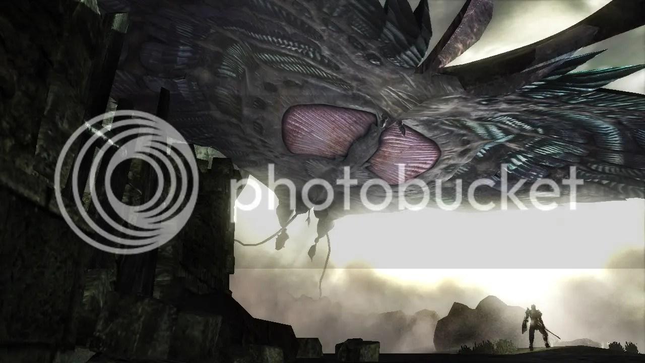 Demon's Souls Storm King