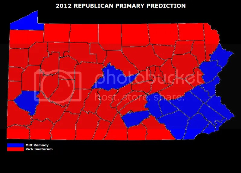 2012 pennsylvania republican primary
