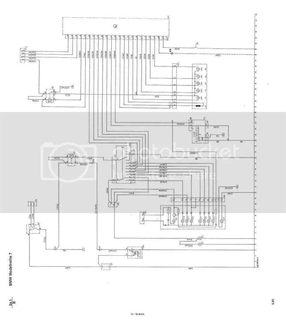 hight resolution of motronic 745i information wiring diagrams pinouts etc bmw wiring harness diagram bmw 745i wiring