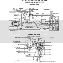 John Deere 4440 Wiring Diagram 1999 Pontiac Sunfire Radio Starter Great Installation Of Jd 3020 Third Level Rh 16 21 Jacobwinterstein Com 24 Volt
