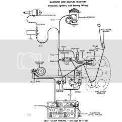 John Deere Lawn Mower Ignition Switch Wiring Diagram Tactile Transducer Jd A For 1968 110 630 Question Electro Yesterday U0027s Tractors630 Electronics Wizards