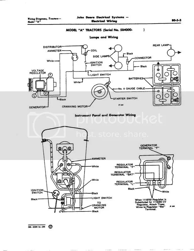 Wiring Diagram For John Deere Model 60 - Wiring Diagram Bookmark on