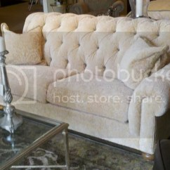 Chadwick Sofa Frozen Marshmallow Flip Living Beautifully Trip To Ethan Allen Look At Sofas