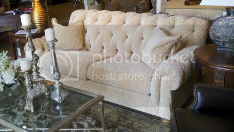 Living Beautifully Trip To Ethan Allen To Look At Sofas