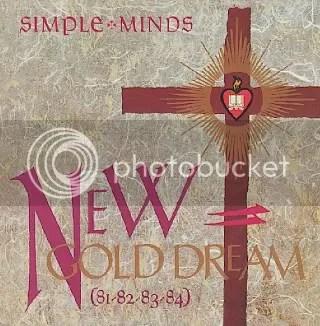 New Gold Dream (81-82-83-84), oosronkelijke release (LP): 1982, re-relase: 2003