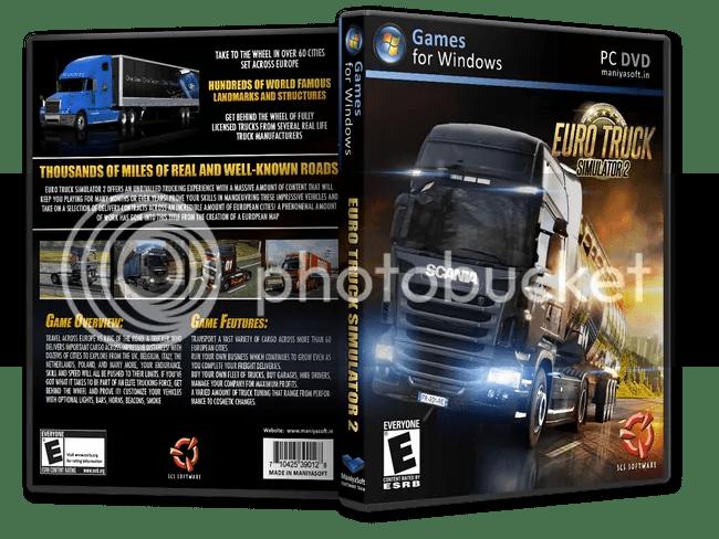 Euro Truck Simulator 2 (2/6)