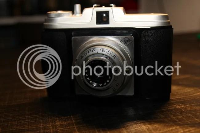 Vijf klassieke camera's te koop (4/5)