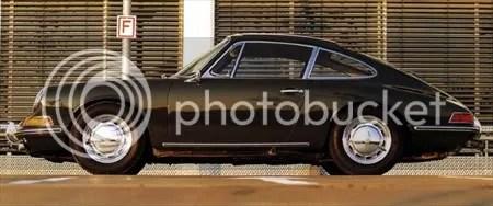 Porsche 911 uit 1964