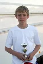 Top novice trophy