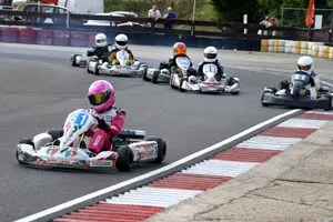 Jade set the pace on Saturday