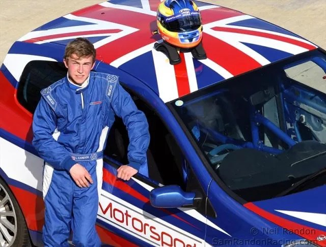 Winner - Mr Karting Cadet Championship 2008