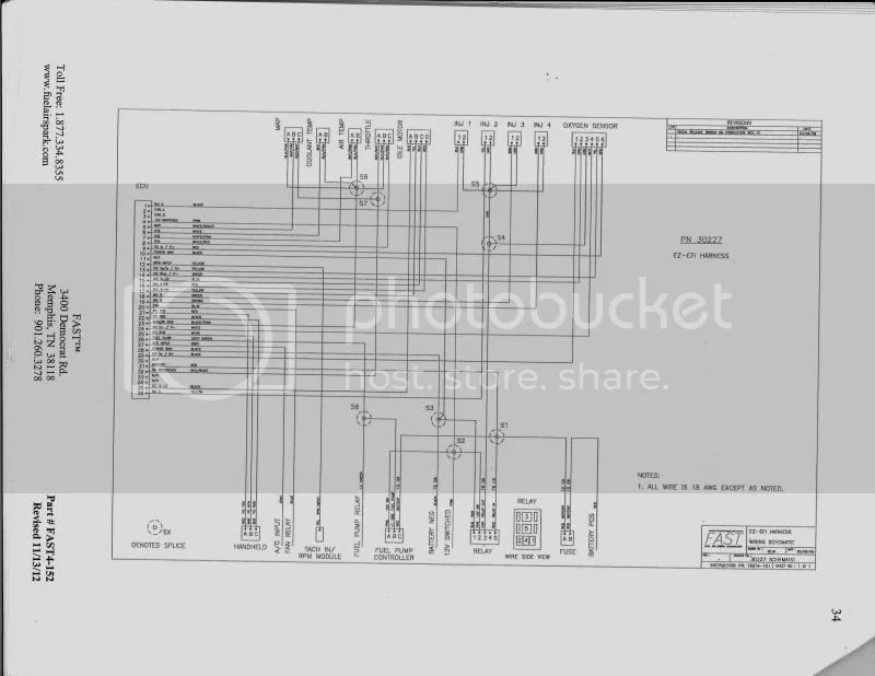 Fast Ez Efi Wiring Diagram : 26 Wiring Diagram Images