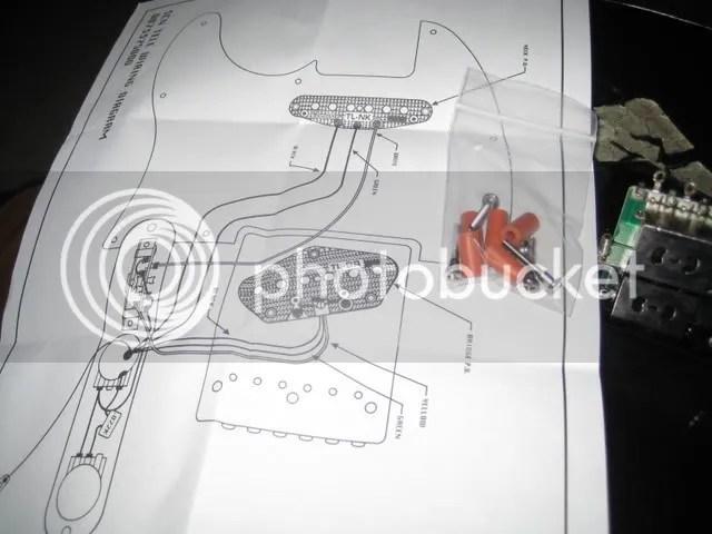 Fender Noiseless Pickup Wiring Diagram Upgrade