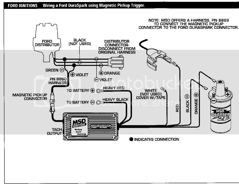 390 Ford Duraspark Wiring   Wiring Diagram