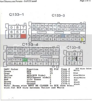 SAFC2 wiring diagram for 27L  New Tiburon Forum
