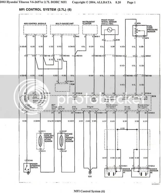 Wiring Diagram 2003 Hyundai Tiburon Gt, Wiring, Get Free