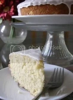 The lovely lemon cake