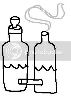 Homemade Bong Diagram