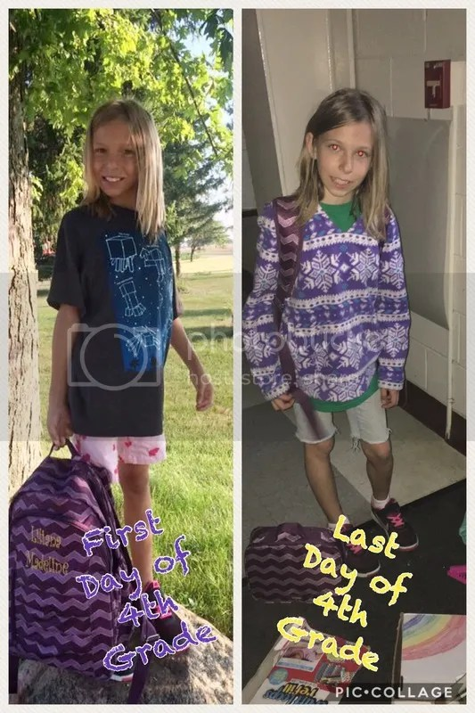 Lily's First & Last Days of 4th Grade