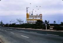 Original 1955 Disneyland Sign - Micechat