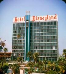 Gorillas Disneyland Hotel