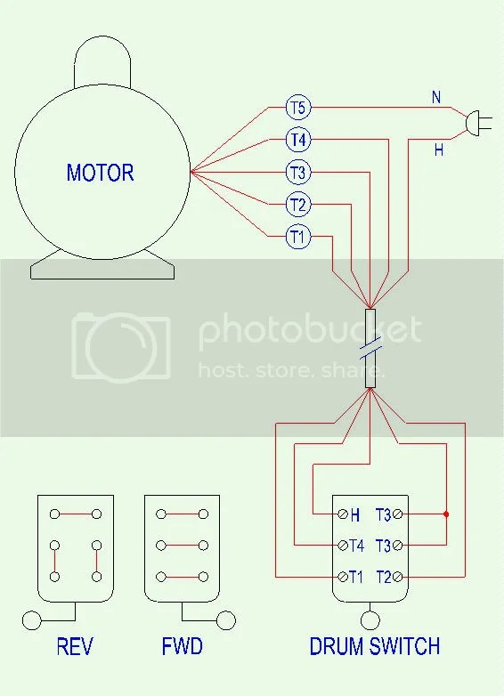 reversing drum switch wiring diagram boiler frost stat circuit for connecting to reverse electric motor online