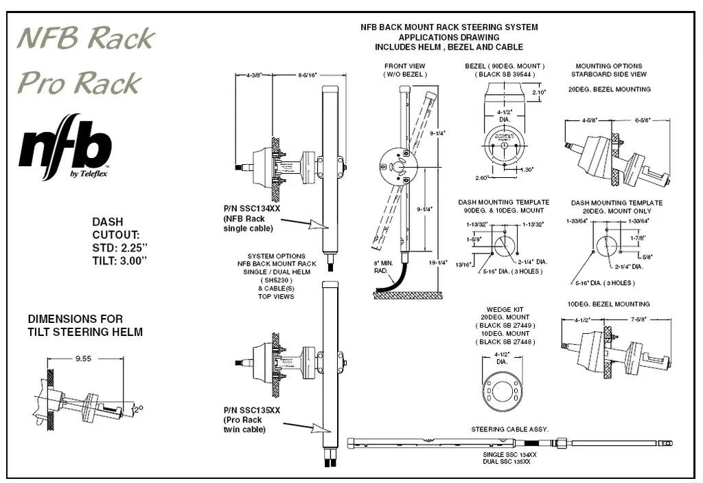 Chris Craft Commander Forum: Rack and Pinion Steering on