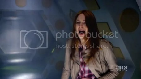 The Doctor's Wife - Amy chorando por Rory