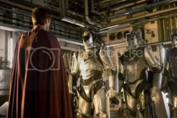 Rory, the Roman e os Cybermen