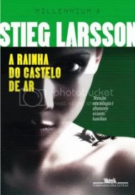 A Rainha do Castelo de Ar, Stieg Larsson