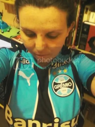 Camiseta do Grêmio