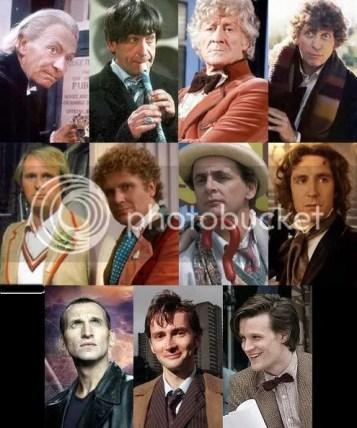 Os 11 Doutores