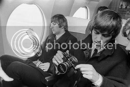 Ringo Star reading
