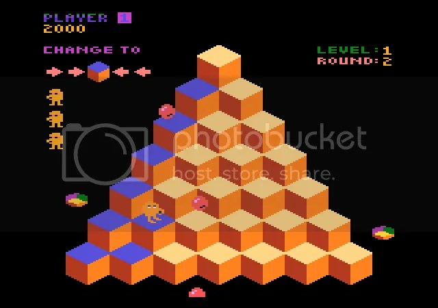Q-Bert Pictures, Images and Photos
