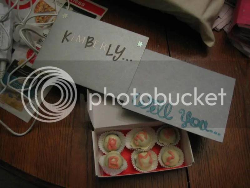 Bridesmaid Gift!
