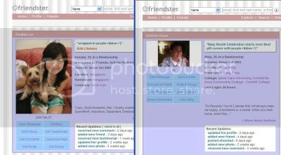 Our Friendster Theme