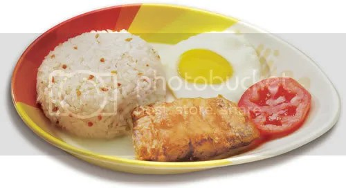 Bangus with Egg