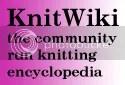 KnitWiki button