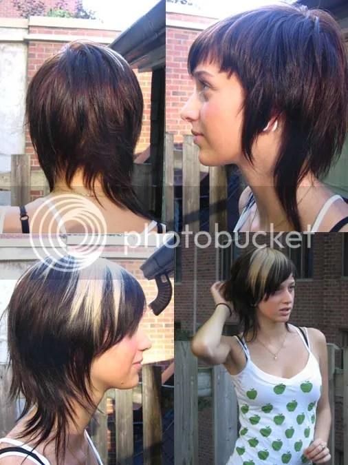 scene haircuts