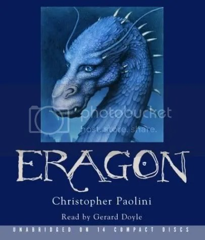Eragon by Christopher Paolini (audiobook)