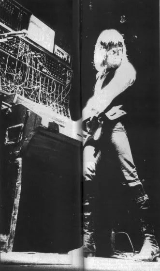 INTERNATIONAL MUSICIAN AND RECORDING WORLD Keith Emerson
