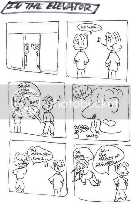 Chemistry Comics and Jokes