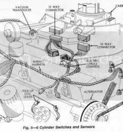 very lean and running rough missing slant six forum image slant six mopar electronic ignition wiring diagram  [ 1109 x 749 Pixel ]