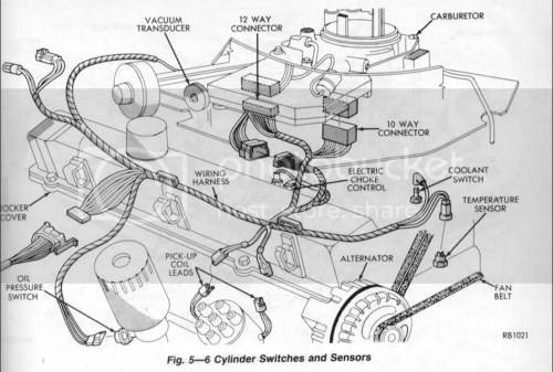 small resolution of very lean and running rough missing slant six forum image slant six mopar electronic ignition wiring diagram
