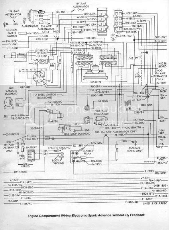 1986 Dodge D100 Wiring Diagram. 1986. Free Printable
