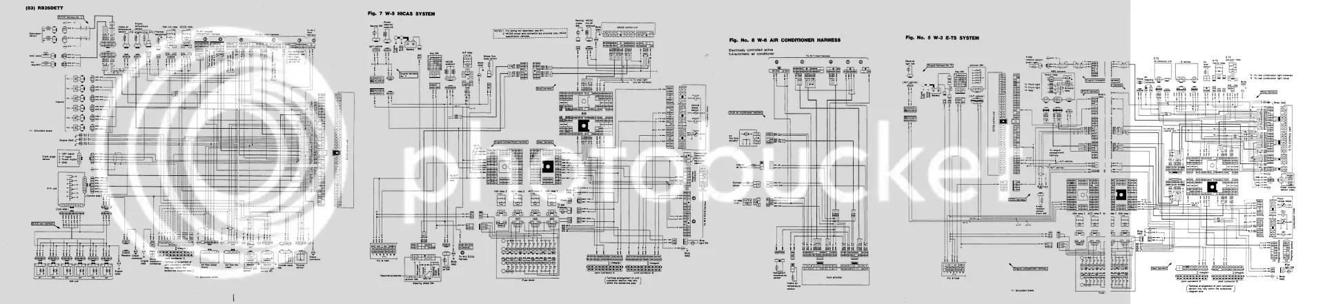 skyline r33 gtst wiring diagram create your own venn free r32 gtr/gts4 - gt-r register nissan and drivers club forum