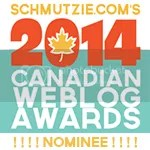 2014 Canadian Weblog Awards nominee
