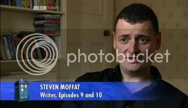 gratuitous steven moffat