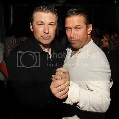 Alec and Billy Baldwin